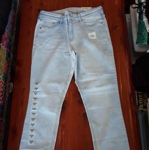 Super skinny ankle Jean's
